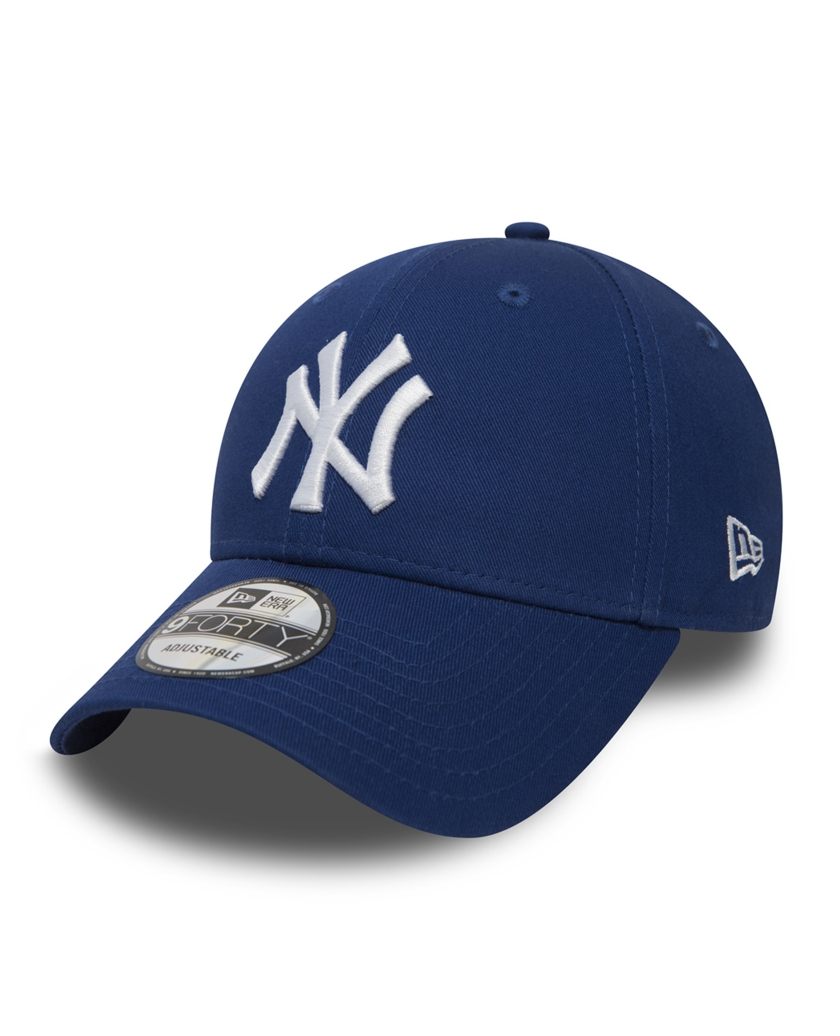 NY YANKEES ESSENTIAL BLUE 9FORTY