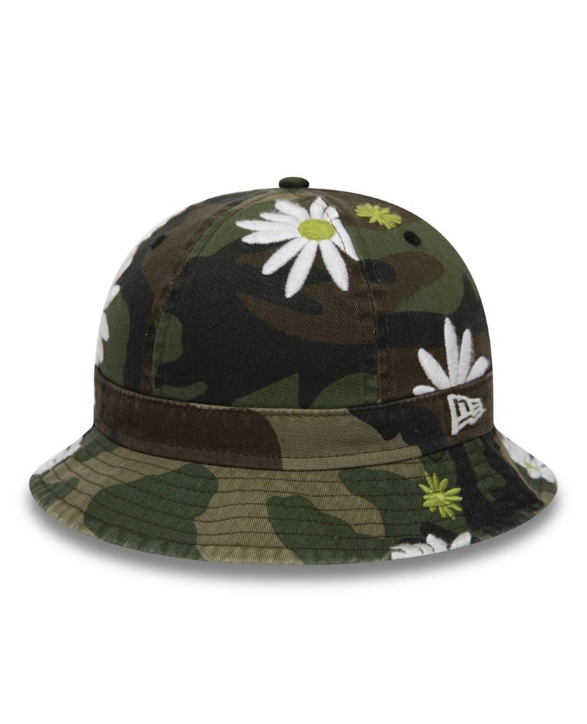 NEW ERA FLOWER CAMO EXPLORER BUCKET