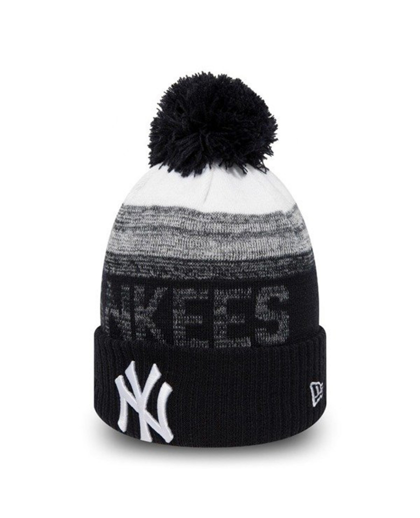 NEW ERA NEW YORK YANKEES BOBBLE CUFF KNIT