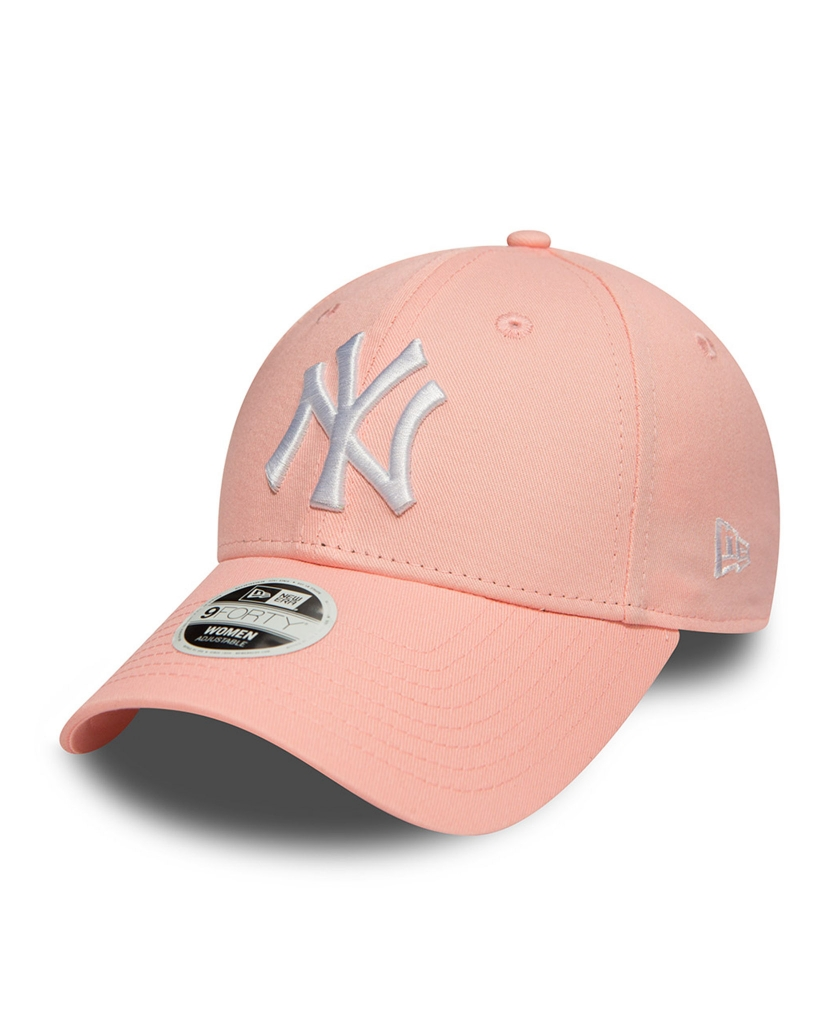 NEW YORK YANKEES ESSENTIAL PINK WOMENS 9FORTY