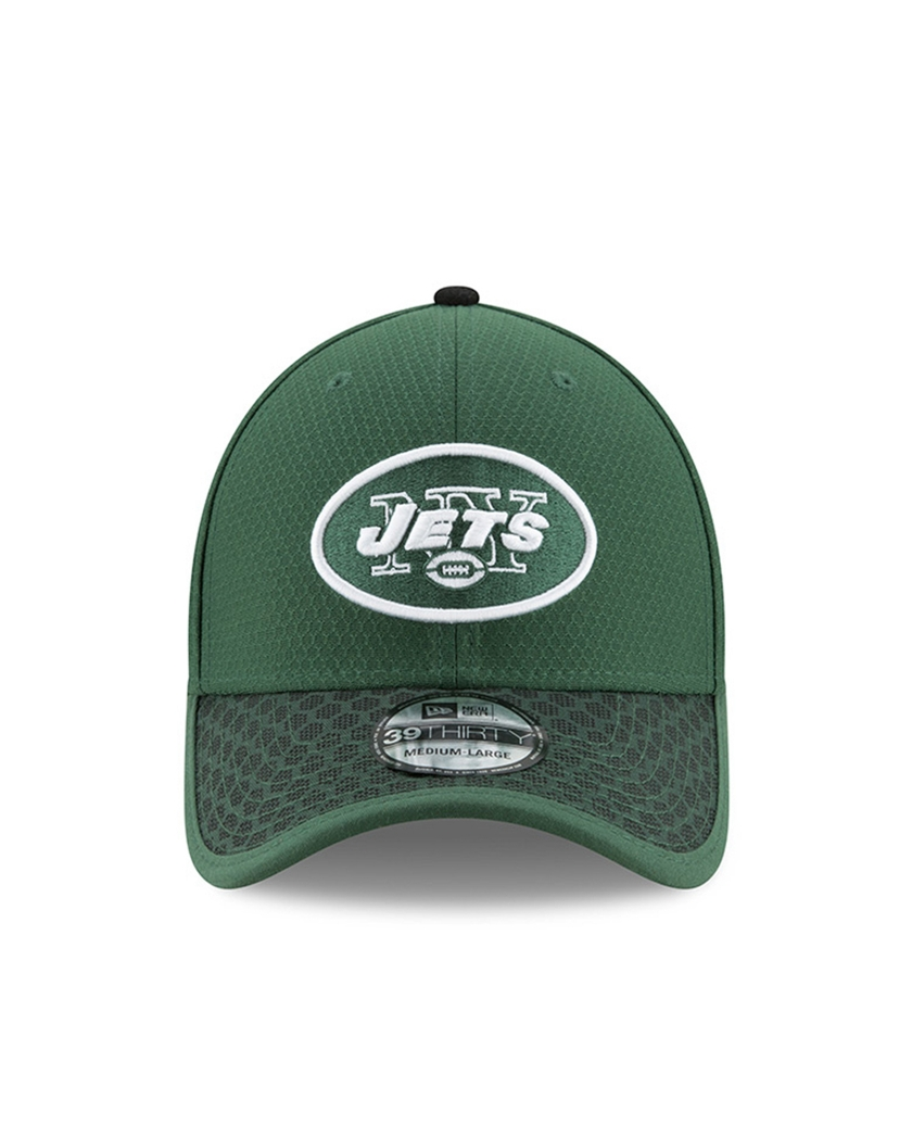 NEW YORK JETS 2017 SIDELINE GREEN 39THIRTY