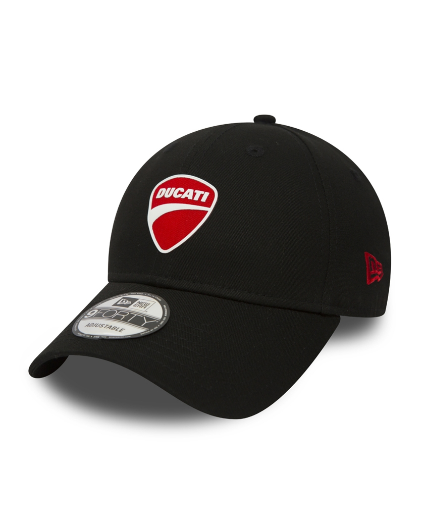DUCATI ESSENTIAL LOGO BLACK 9FORTY