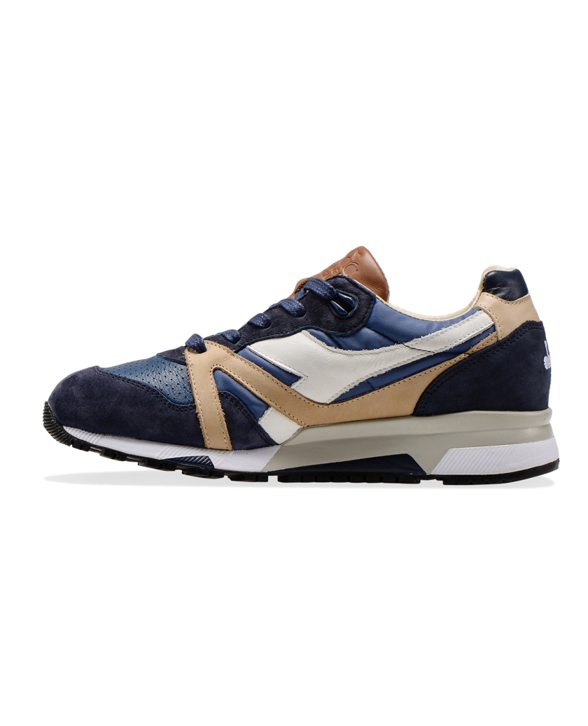 DIADORA HERITAGE N9000 H ITA BLUE DARK DENIM