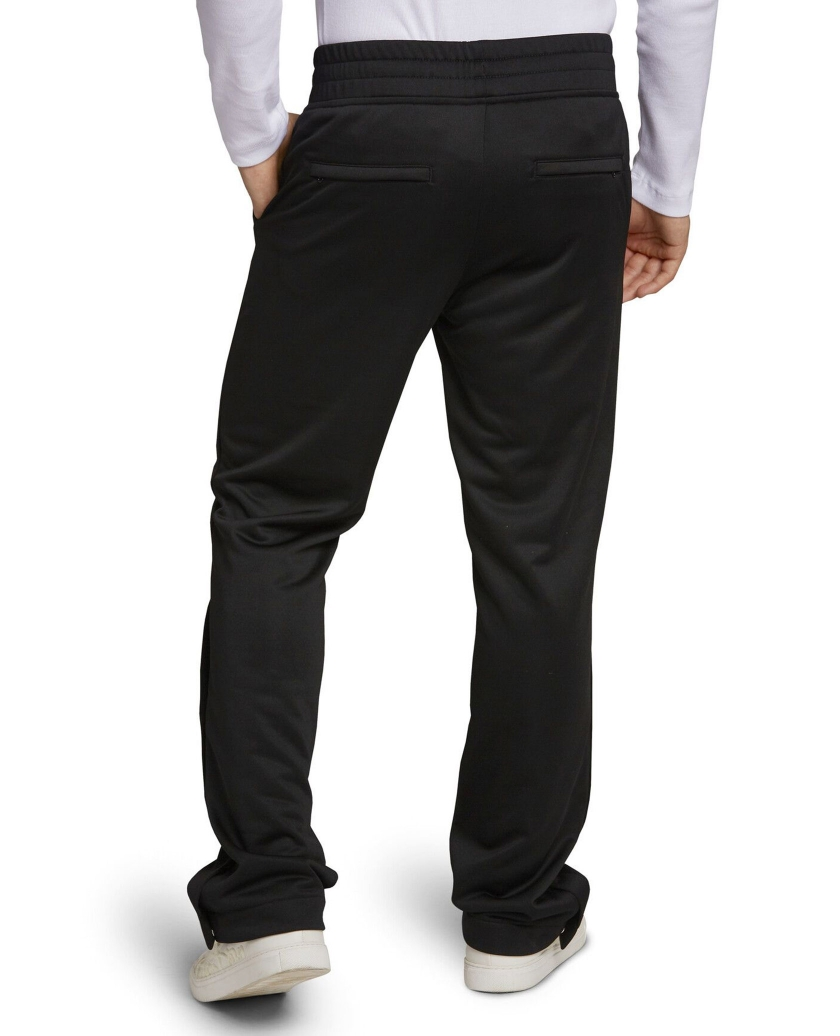 BORG SPORT TRACK PANTS BLACK BEAUTY
