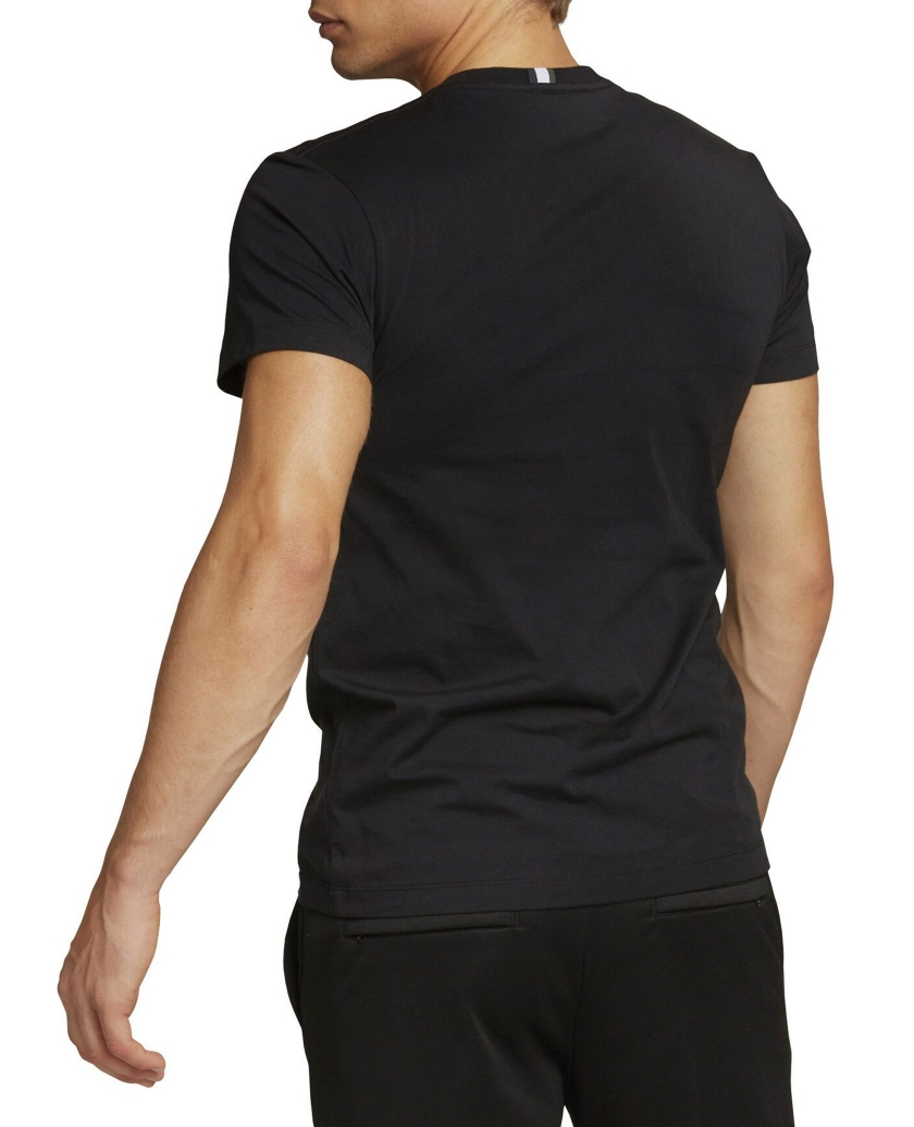 BORG STOCKHOLM SPORT TEE BLACK BEAUTY