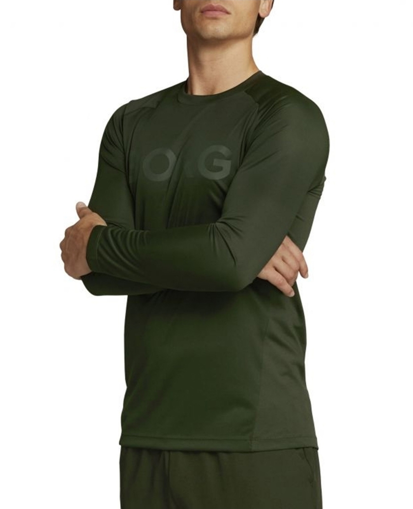 BORG ANTE LONG SLEEVE TEE ROSIN
