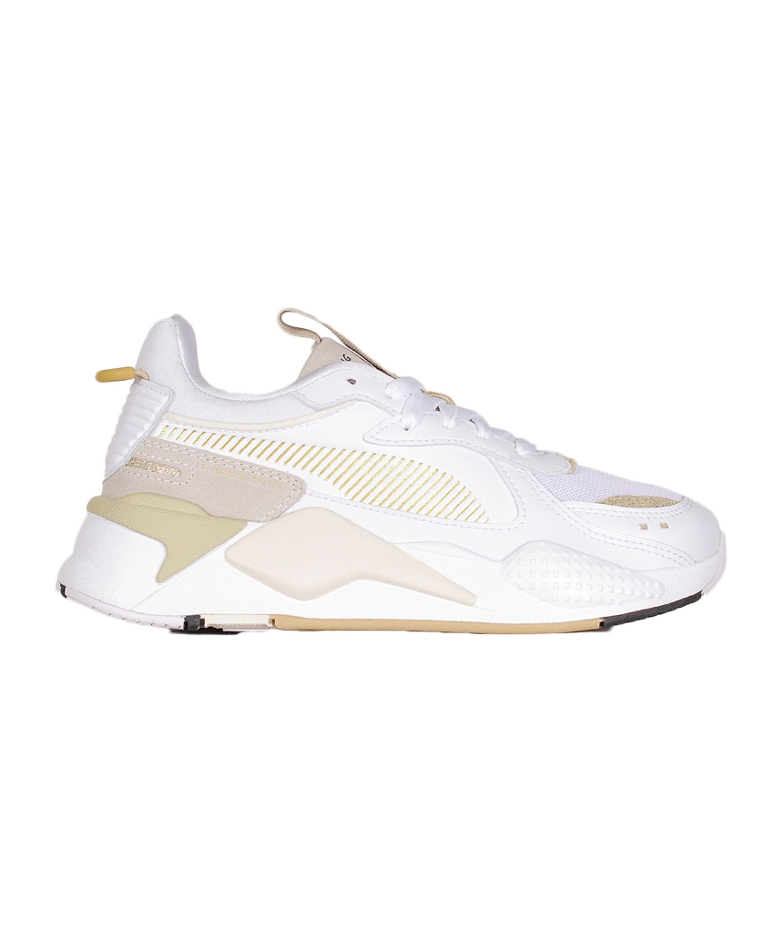 PUMA WOMENS RS-X MONO METAL WHITE