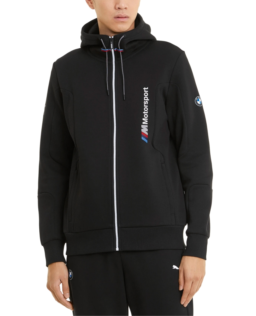 BMW M MOTORSPORT MEN'S HOODED JACKET