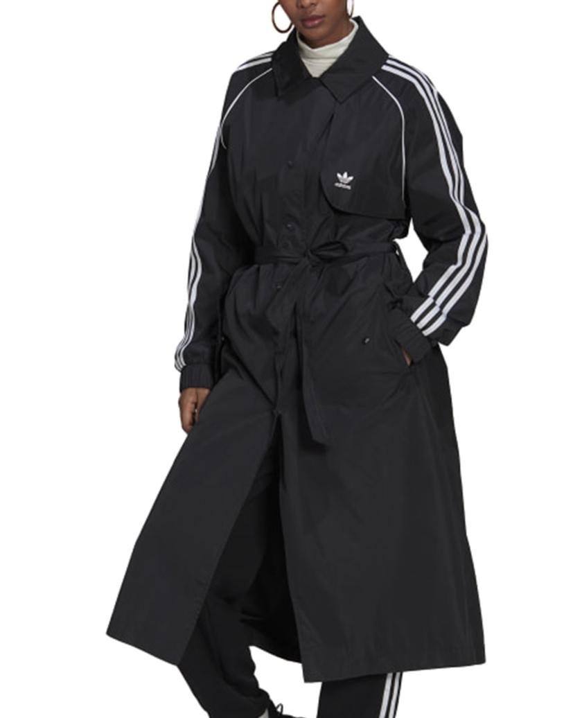 ADICOLOR CLASSICS TRENCH COAT BLACK