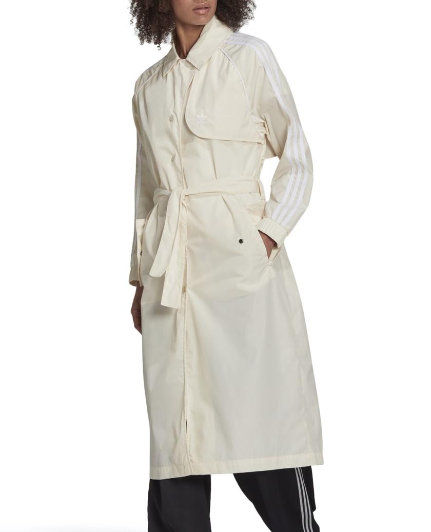 ADICOLOR CLASSICS TRENCH COAT WONDER WHITE
