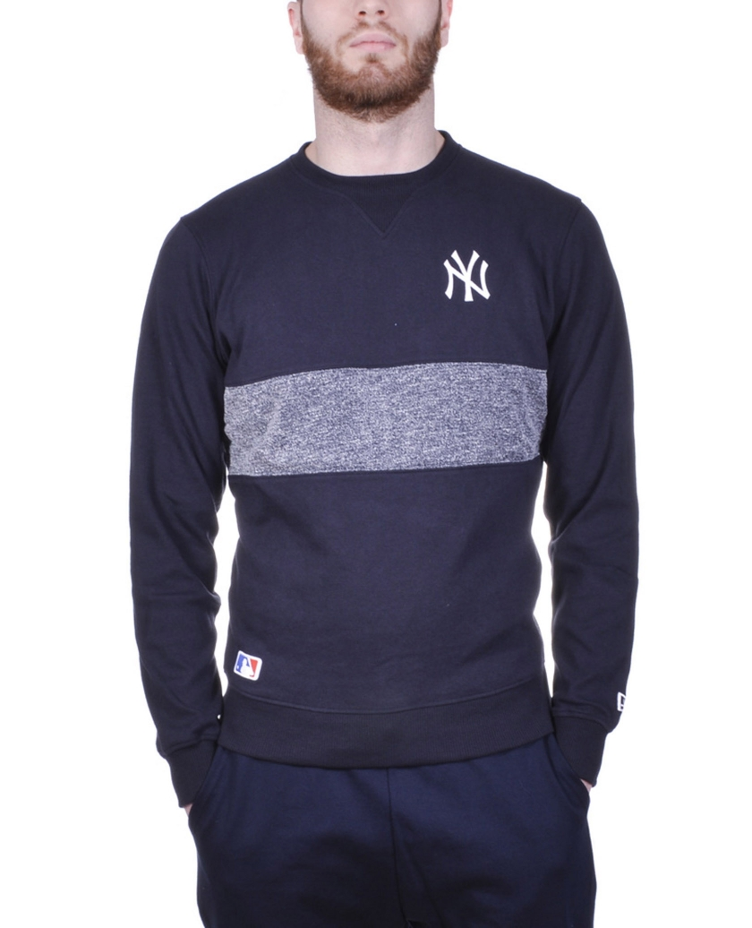 NY YANKEES CONCRETE CREW NECK