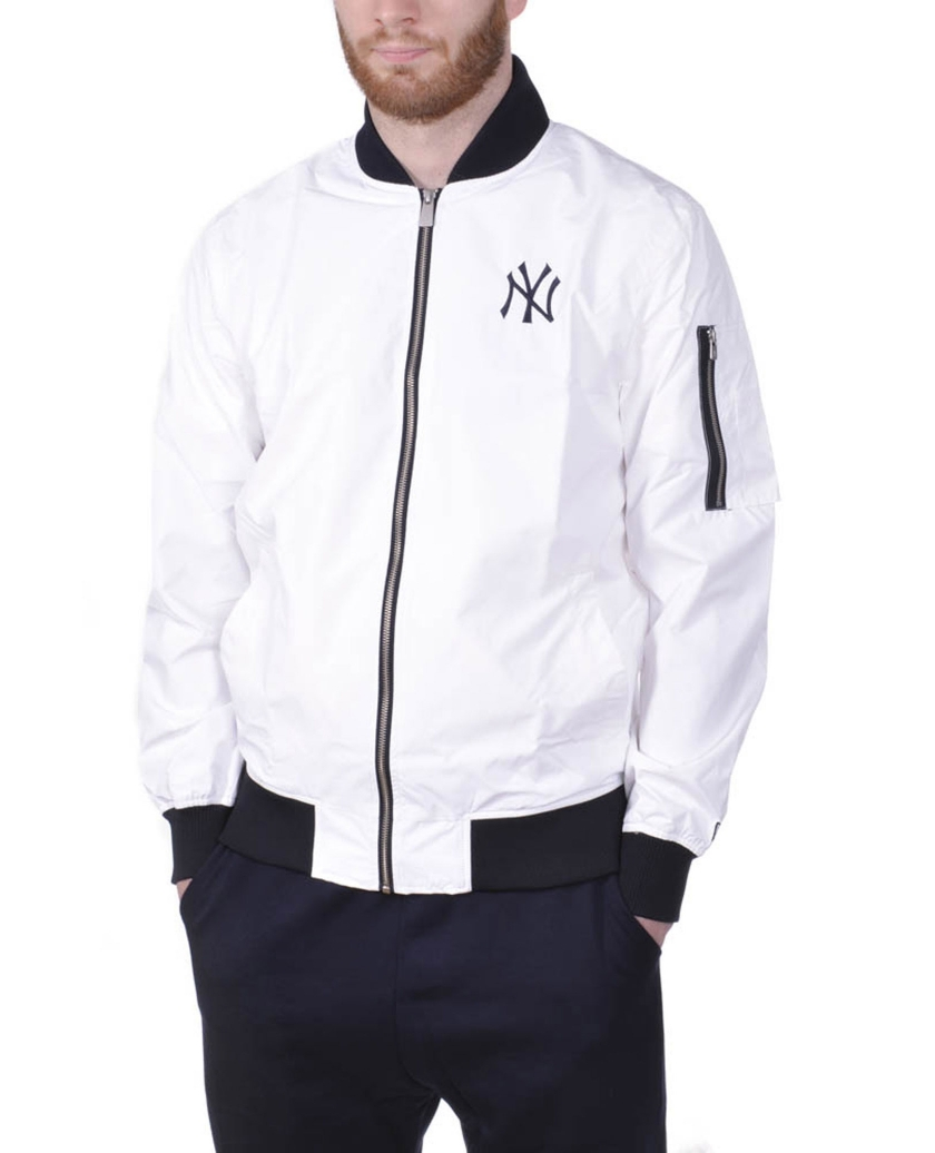NY YANKEES CONCRETE BOMBER WHITE