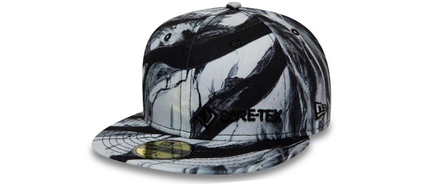 NEW ERA GORE-TEX WINTERSCAPE BLACK 59FIFTY CAP