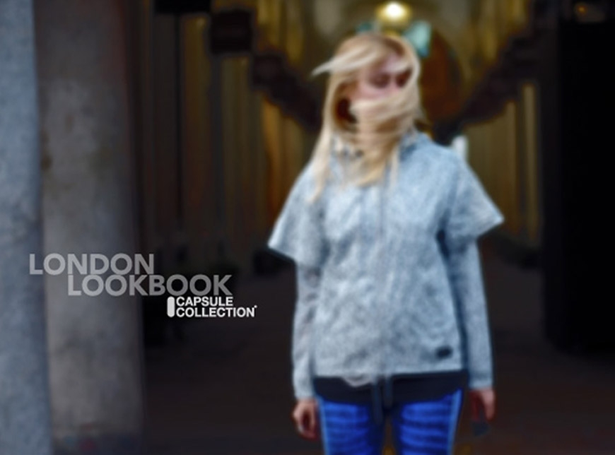 ADIDAS ORIGINALS BLUE COLLECTION - LONDON LOOKBOOK