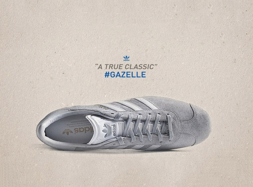GAZELLE ARE BACK - A TRUE CLASSIC