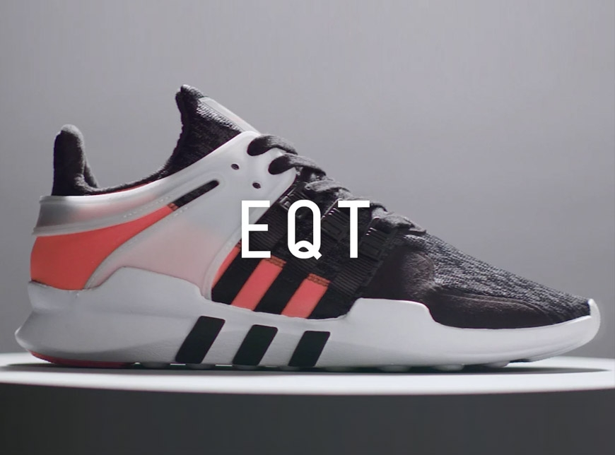 ADIDAS ORIGINALS | EQT - Only the Essentials