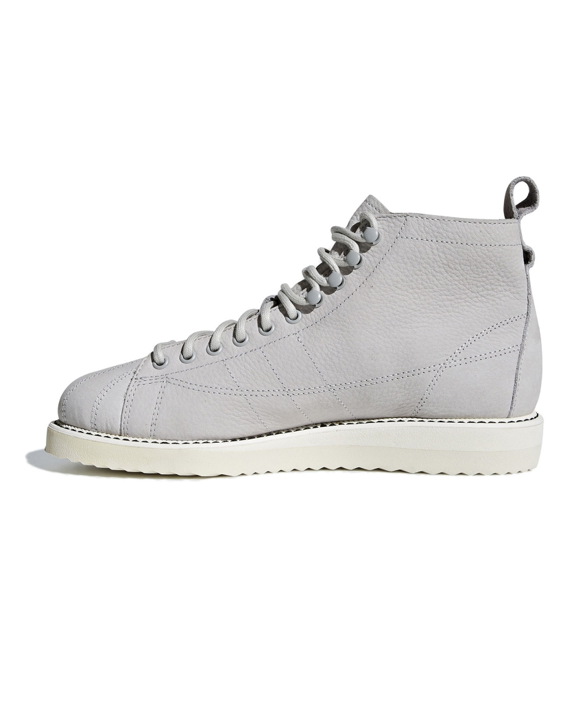 SUPERSTAR BOOTS W GREY TWO