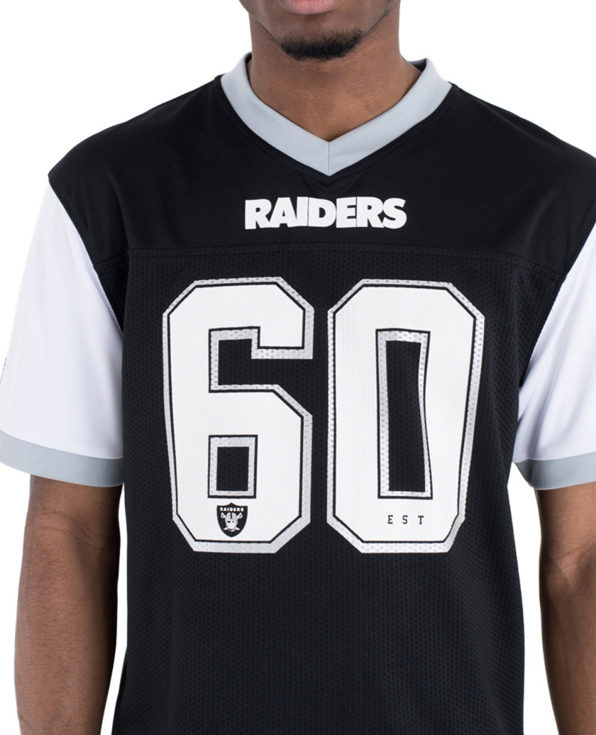 NFL TRI-COLOUR OAKLAND RAIDERS TEE