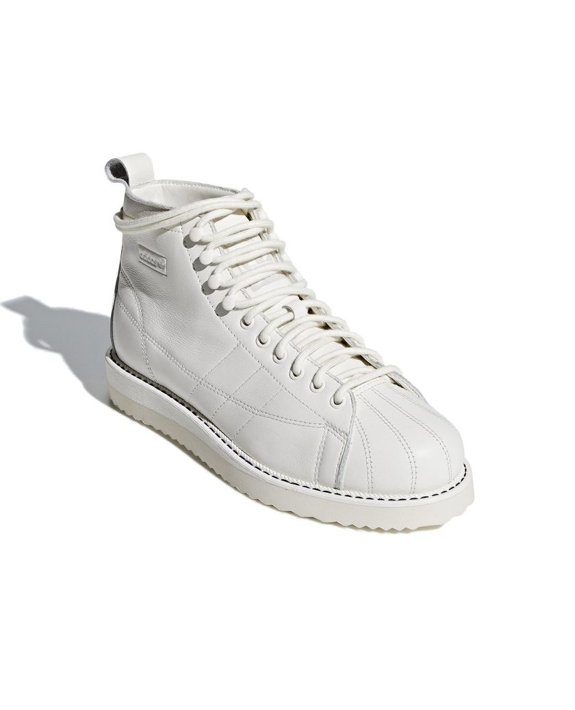 SUPERSTAR BOOTS WHITE W