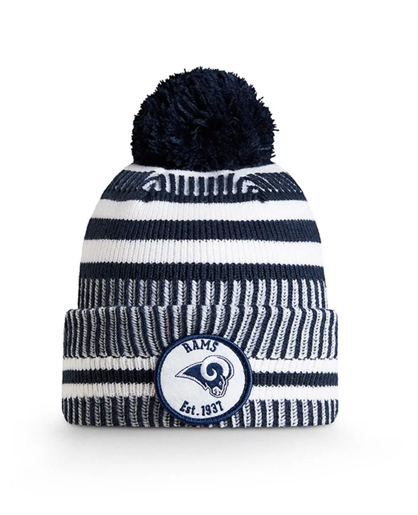 LOS ANGELES RAMS OFFICIAL NFL ON FIELD HOME KNIT